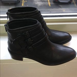 Loeffler  Randall boots size 9 B